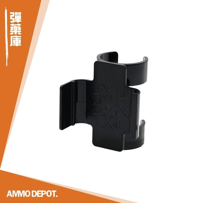 【AMMO彈藥庫】 GoPro 配件 多功能 三向自拍桿 三折 3way 專用 遙控器夾 DF-O06