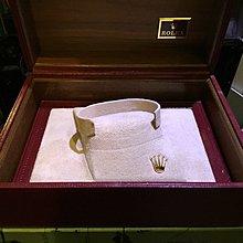 勞力士18348鑽石面滿天星鑽石字圈頂級大勞扣錶盒連原裝地圖外紙盒