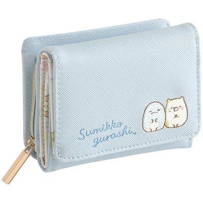 San-X 日本正版 Sumikko Gurashi 角落生物 銀包 錢包 (簡約)