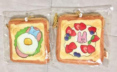 DAFA CRAFTHOLIC 宇宙人 公車卡夾 伸縮票卡夾 草莓鬆餅兔/培根蛋熊 現貨