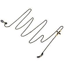 爆款熱賣-韓國設計四葉草復古時尚眼鏡鏈條掛脖老花墨鏡鏈子繩子