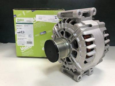 BENZ W204 M271 11-12 150A 發電機 (VALEO製.整顆原裝進口全新品)439679
