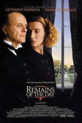 【藍光電影】BD50 告別有情天 The Remains of the Day 1993 帶國配 137-012
