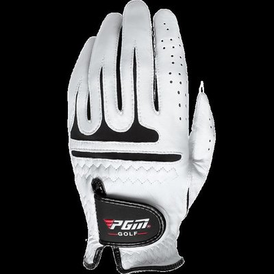 @西西小鋪pgm【兩只】正品 高爾夫球手套 男款 羊皮 雙手 柔軟透氣