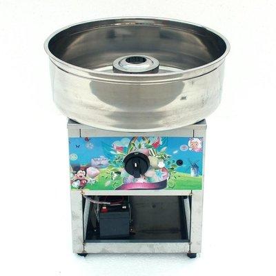 棉花糖機新款不銹鋼棉花糖機燃氣電動棉花糖機花式棉花糖機器
