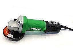 附發票(東北五金) HITACHI~日立G10ST 細徑握把 手持式 砂輪機 研磨機 切斷.研磨.除銹 非PDA100K