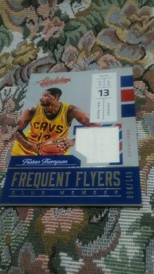 Tristan Thompson '16-'17 Absolute Frequent Flyers No.18 ***/149!!~