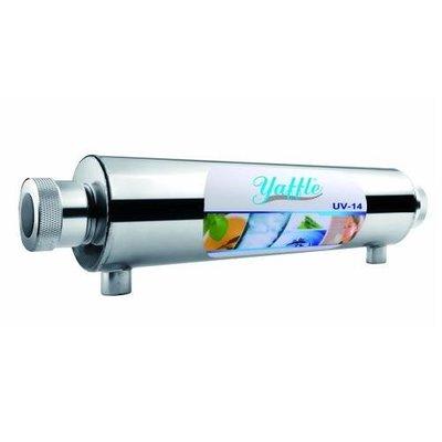 【路德廚衛】Yaffle美國亞爾浦淨水設備 *UV-14  不鏽鋼紫外線殺菌機* 歡迎來電詢問!!!