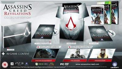 【二手遊戲】PS3 刺客教條 啟示錄 ASSASSIN