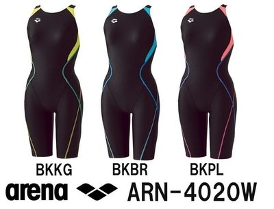 ~BB泳裝~ arena UROKO SKIN 女競賽型泳衣 連身四角競賽型泳衣 Fina認證 ARN-4020W