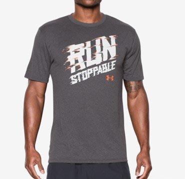【三鐵共購】【全球最夯運動品牌Under Armour】男士UA Run Personal Best跑步T恤 周年慶6折