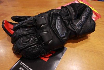 德芯騎士部品屋 法國FIVE  RACING系列手套 RFX3 黑色 防護手套 公司貨