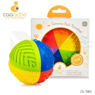 CaaOcho 可趣 寶寶系列 四面彩虹球