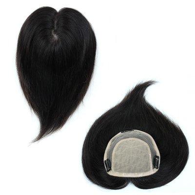 內網約17X15公分 髮長約30公分 100%真髮微增髮輕量補髮塊 女仕【RT37】☆雙兒網☆
