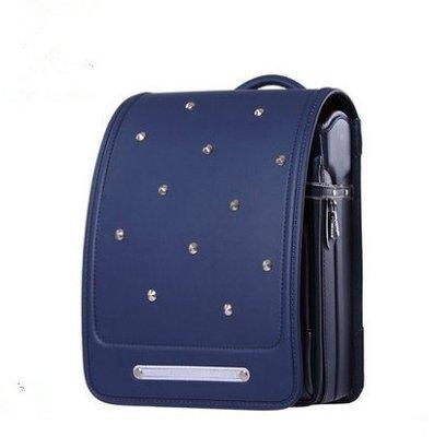 日式無壓護脊 箱式設計男女書包