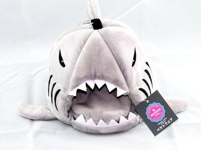 蜜袋鼯&刺蝟 小動物 吊掛式鯊魚造型睡窩 大