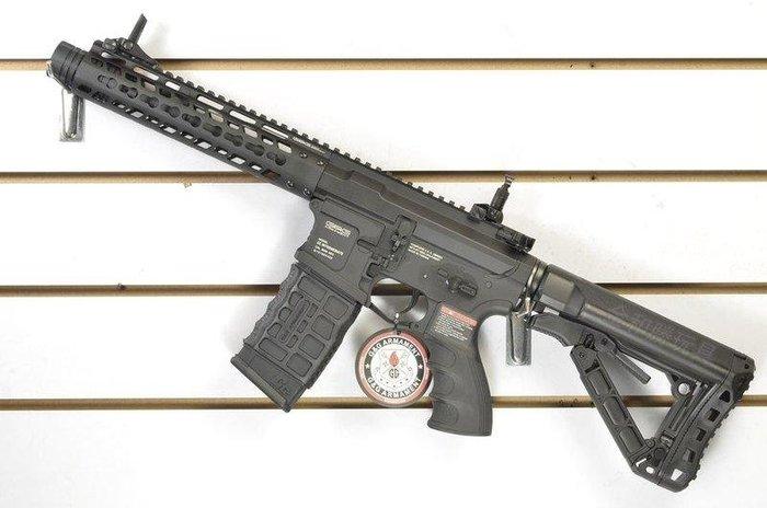 JHS((金和勝 生存遊戲專賣))G&G 全金屬 GC16 WILD HOG 9'' 電動槍 6432