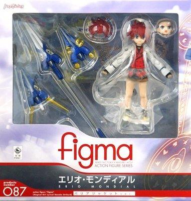 日本正版 figma 魔法少女奈葉 StrikerS 艾利歐 蒙迪爾 防護服 可動 模型 公仔 日本代購