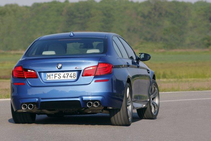 【樂駒】BMW 5 Series F10 原廠 改裝 素材 尾翼 小鴨尾 後擾流 套件 M5