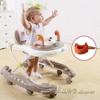 童寶寶學步車手推車個月防側翻手推可折疊 igo