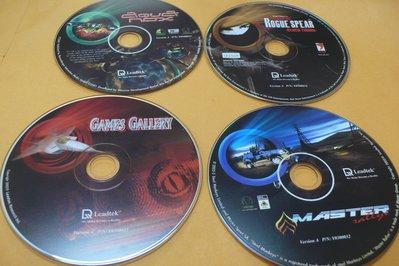紫色小館-86-3-----MASTER  GAMES GALLERY  AQUA NOX  ROGUE SPEAR