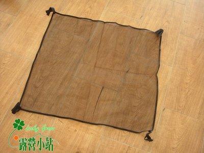 露營小站~【980H-1】980H 鋁合金桌-桌下置物網,黏扣帶設計可自行調節 嘉義縣