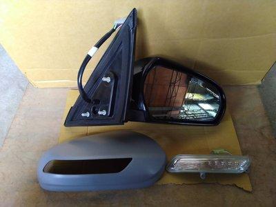 WR汽車零件~NISSAN TEANA J31 04-08   電動電折有燈後視鏡 照後鏡