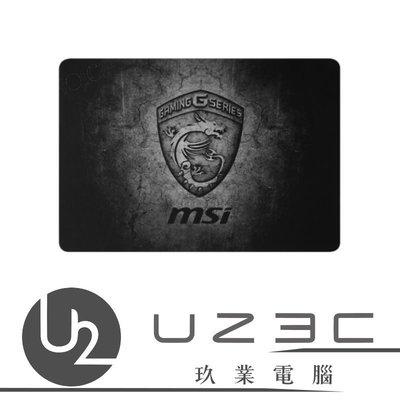 【嘉義U23C 含稅附發票】MSI 微星 GAMING SHIELD MOUSEPAD 電競 滑鼠墊