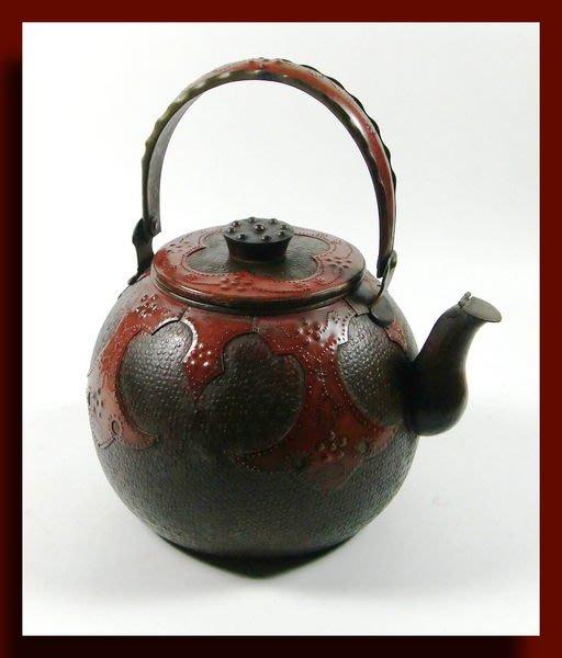 花見小路449 侘寂之美  大正浪漫  橢圓造型 茶壺