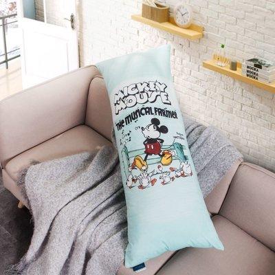 麗絲絨長枕-米奇MK113