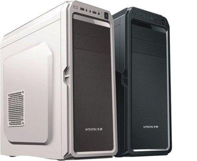 至睿 X6 標配版 二大一小 電腦機殼 黑色