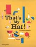 *小P書樂園* THAT'S MY HAT/立體書