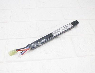 台南 武星級 11.1V 鋰電池 棒狀 (鋰鐵充電電池AEG EBB電動槍AK步槍BB槍BB彈玩具槍長槍模型AK47