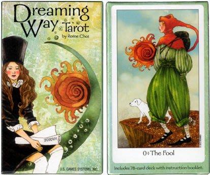 【牌的世界】夢想之路塔羅牌  Dreaming Way Tarot (78張)