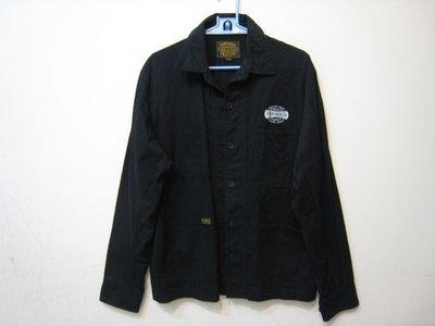 PROVIDER 黑色 襯衫外套/XL