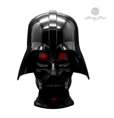 《名展影音》星際大戰系列 ☆╮黑武士 達斯維達頭盔 1:1 藍牙喇叭╭☆ 星際大戰大反派