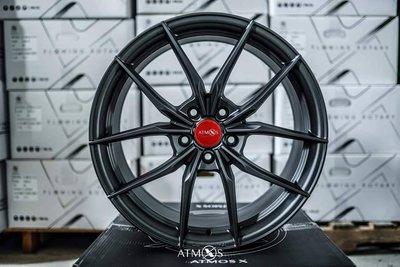 Atmos X Wheels X07 19吋旋壓鋁圈 5孔112 5孔114.3 5孔108 5孔100 5孔120