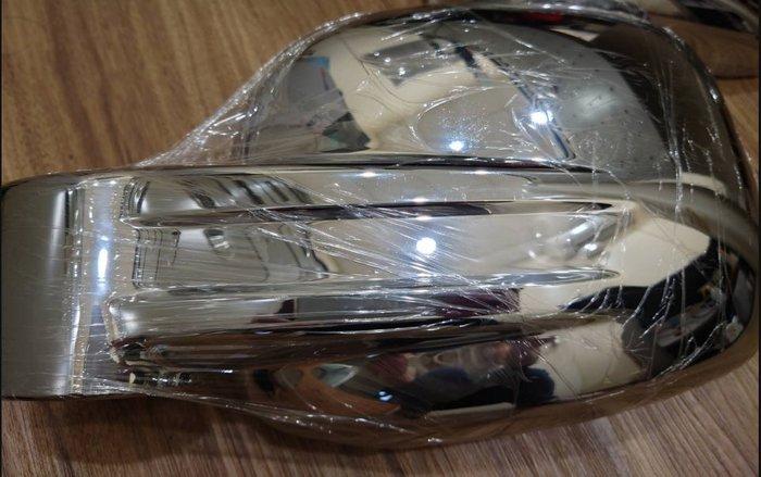 吉普 JEEP LIBERTY 02-07 電鍍後視鏡蓋 鍍鉻照後鏡蓋 改裝 台灣製