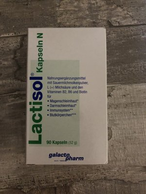 【Jessi.de 】德國原裝Galactopharm Lactisol 樂體舒 康美健膠囊90顆(最新款)