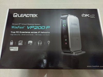 LEADTEK WinFast VP200 P Thin Client 精簡型電腦