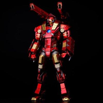 千值練 鋼鐵人模組裝甲 RE:EDIT #11 MODULAR IRONMAN