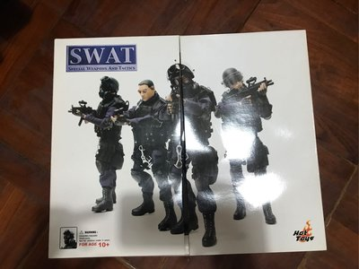 Hottoys SWAT American Army