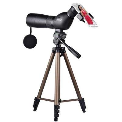 單筒望遠鏡 觀靶觀鳥鏡45變倍高清天文看月亮手機單通望眼鏡FA