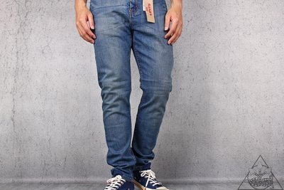【HYDRA】Levis 510-0576 Skinny Jeans 刷色 藍 水洗 窄版 牛仔褲【510-0576】