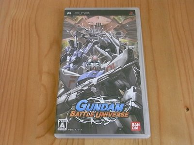 【小蕙館】PSP~ Gundam Battle Universe 鋼彈激鬥宇宙 (純日版)