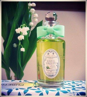 英國頂級香氛 Penhaligon's潘海利根 Lily Of The Valley 山谷百合 淡香精 裸瓶禮盒裝
