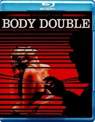 【藍光電影】粉紅色殺人夜(1984) Body Double 大師德-帕爾瑪向希區柯克致敬的電影 68-012