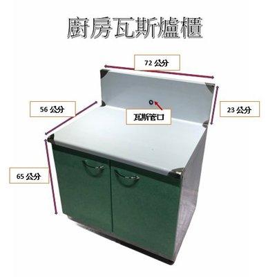 全新 廚房系統櫥櫃 廚房瓦斯爐櫃