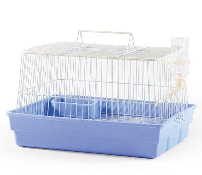 【優比寵物】皇冠NO.746高級寵物鼠籠/兔籠/外出籠(附飲水器+食皿)-優惠價-(台灣製造)