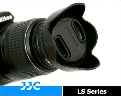 『BOSS』JJC 螺紋遮光罩 可反裝反接倒裝反扣77mm( 螺紋轉接環+蓮花罩)NIKON CANON PETAX SONY OLYMPUS